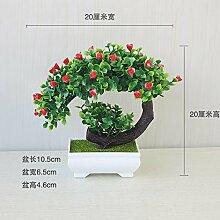 LOF-fei Künstliche Pflanzen Dekoration