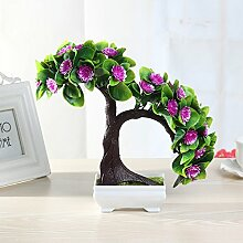 LOF-fei Künstliche Pflanzen Home Dekoration