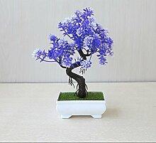 LOF-fei Künstliche Pflanzen Kübelpflanzen Home