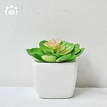 LOF-fei Künstliche Pflanzen Topfpflanzen