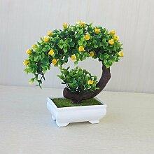 LOF-fei Künstlicher Bonsai, Esstisch, Keramik