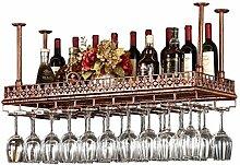 Loft Dach zum Aufhängen von Wein Champagner Glas