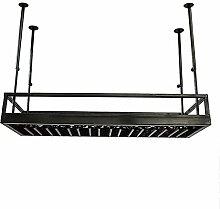 Loft Wandregal Metall Eisen Deckenregal Lagerung