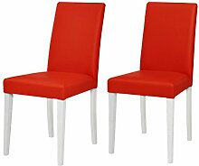 Loft24 2er Set Esszimmerstuhl Küchenstuhl Stuhl