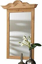 Loft24 FOTINA Bad Spiegel Wandspiegel Holzspiegel
