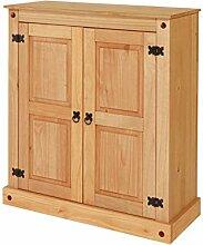 Loft24 Schrank Anrichte Kommode Sideboard 2 Türen