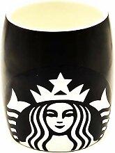 Logo Starbucks Becher, Schwarz, 14 oz
