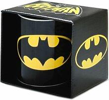 Logoshirt DC Comics - Batman Logo Porzellan Tasse