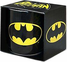 Logoshirt - DC Comics - Superhero - Batman Logo -