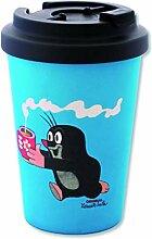 Logoshirt - Der kleine Maulwurf - Kaffee -