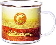 LOGOSHIRT Tasse mit Volkswagen-Motiv