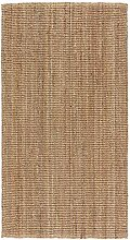 LOHALS Teppich, Flachgewebe, Natur