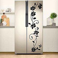 LOIUYT Kühlschrank Dekoration Wandbild Aufkleber
