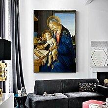 LOIUYT Modulares Bild Leinwand Malerei Wandplakat