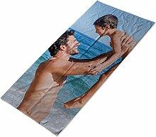 LolaPix Personalisiertes Strandtuch mit