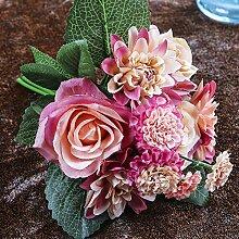 Lolita Blumenstrauß nach Hause Blumenschmuck