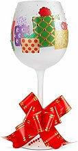 Lolita Holiday Weinglas mit Westwood Gourmet