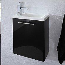Lomado Handwaschplatz mit Waschtischunterschrank