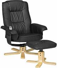 Lomadox - Fernsehsessel Design Relax-Sessel Bezug