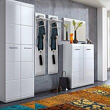 Lomadox Komplett Garderoben Set ● 5-Teilige
