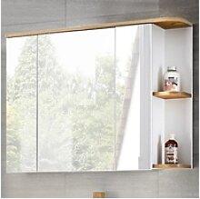 Lomadox Spiegelschrank CAMPOS-56 Badezimmer