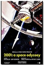 Lomoko 2001 A Space Odyssey Filmplakate Bild