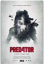 Lomoko Die Predator Filmplakate Leinwand Malerei