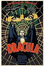 Lomoko Dracula - Universal Monsters Filmplakate