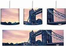 London inkl. Lampenfassung E27, Lampe mit