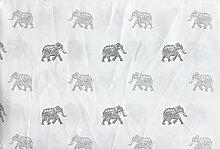 London Kaye Bettwäsche-Set Elefanten im
