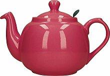 London Pottery Farmhouse Teekanne mit Teesieb,