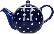 London Pottery JY18LT06 Globe Teekanne mit Sieb,