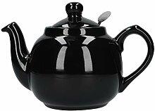 London Pottery Kleine Teekanne mit Teesieb,