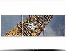 LONDRES - BIG BEN - TABLEAU IMPRIME MODERNE - DECO - NEW DESIGN -
