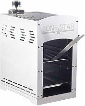 LONESTAR 800°C Beef Burner gasbetrieben   100%