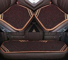 LONG Auto-Sitzkissen Holzperlen Autositze