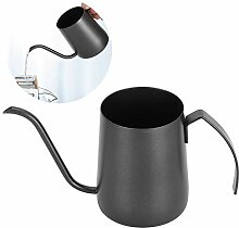 Long Spout Kaffeekanne 304 Edelstahl Antihaft Long