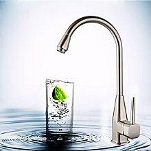 Long Tou Küchenarmatur Wasserhahn Küche Armatur Küchenarmatur Waschbeckenarmatur Einhandmischer für Küchen Bad
