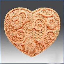 Longcang Mold LC Blume Handwerk Kunst Silikon