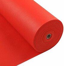 LONGING HOME Tischdeckenrolle, 1.2 × 25M, Rot,