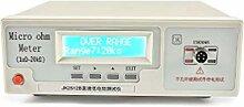 LONGJUAN-C JK2512B Digital-Micro-Ohm-Meter Low