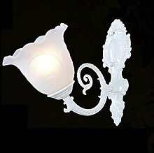 Longless Badezimmer Wandleuchten 9W LED, modernes Design, 220-240 , Black