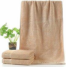 Longless Bambus Faser Baumwolle Handtuch