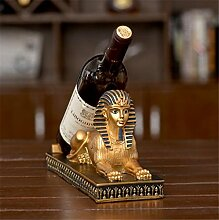 Longless Europäische kreative Retro ägyptische Katze Gott Wine Rack cabinet Dekoration basteln Wohnzimmer Dekoration Modell Ornamente kreative Geschenke