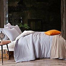 Longless Farbe, das Bett, die Bettdecke, Bettbezug, Steppdecke, Bett, Verbrauchsmaterial, Ki