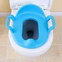 Longless Kinder sitzen Klobrille Toilette Baby