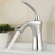 Longless Küche voll Kupfer Thermostat Waschbecken Wasserhahn Waschbecken Wasserhahn