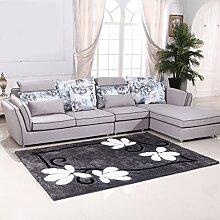 Longshien-Teppich Modernes Wohnzimmer Dicker Teppich Mehrfarbig Größe Optional Türmatten ( Farbe : J , größe : 1.4*2m )
