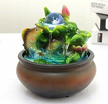 longxiesheng Desktop Brunnen Tintenfisch