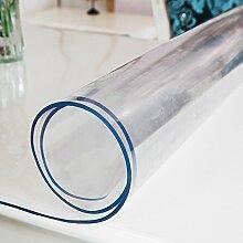 Longzhi Pvc wasserdicht Kunststoff Tischdecke Wärmeleitpad 2,0Mm 70 * 120 Tabellen